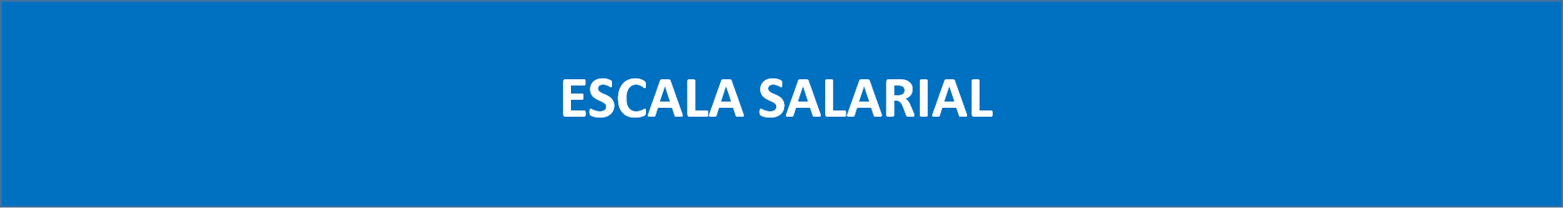 Escala Salarial Región Central
