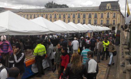 Así fue el Mercado Campesino en Bogotá