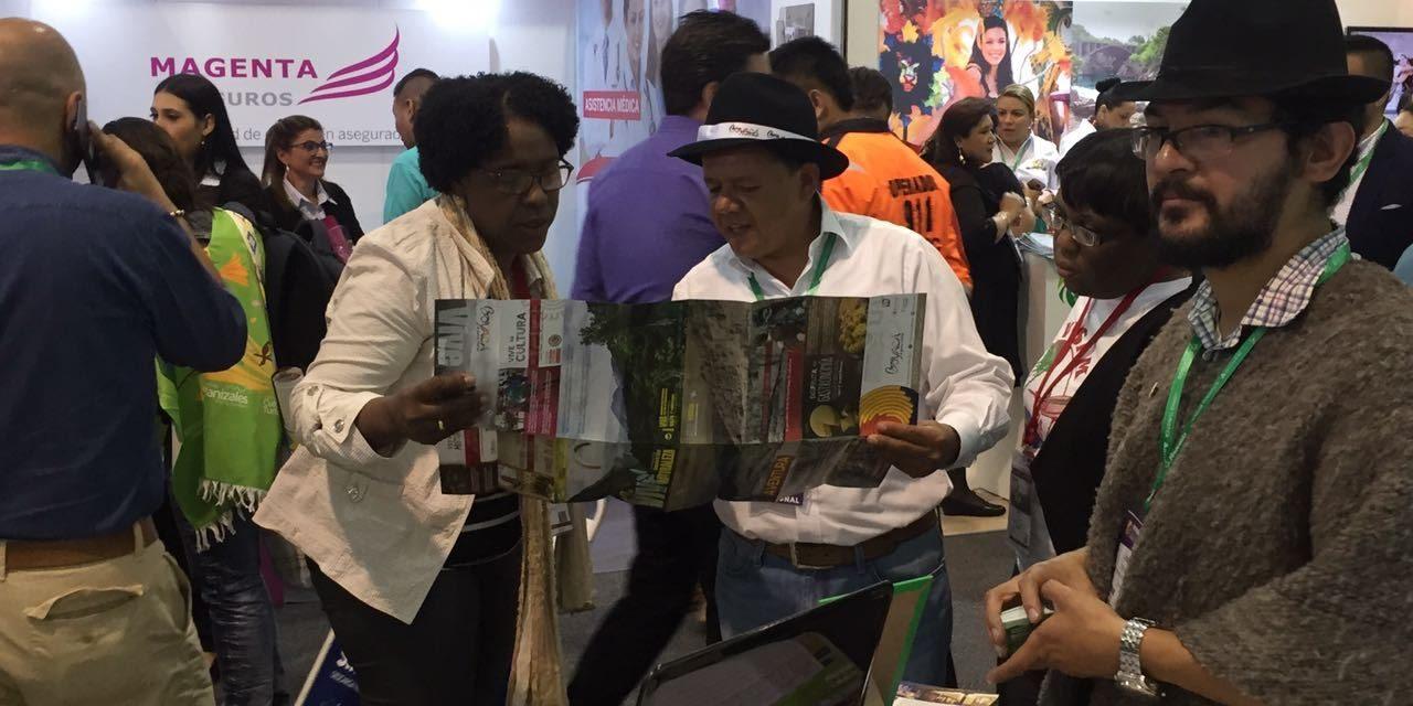 Los socios de la Región Central promueven el turismo en la vitrina ANATO 2017