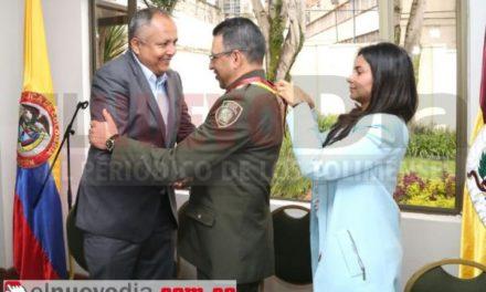 Gobernador Barreto se reunió con diferentes personalidades tolimenses