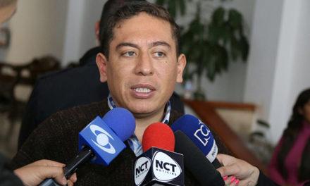 Gobernador Carlos Amaya propone modificar el Sistema General de Participaciones