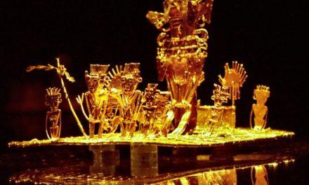 El Dorado: de mito a plan turístico