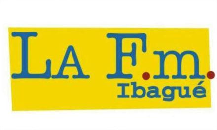 Diego García en la F.M. Ibagué