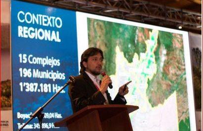 Proyecto Páramos, cuida el agua al 30% de la población colombiana