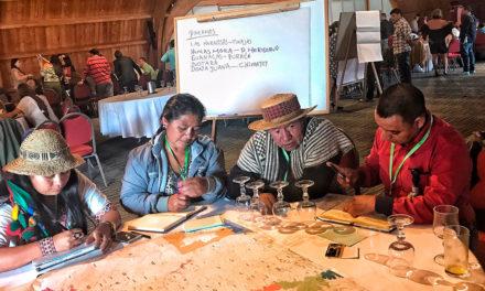 Con asistencia de comunidades étnicas y campesinas inició semana de las Montañas y ecosistemas de páramos en Bogotá