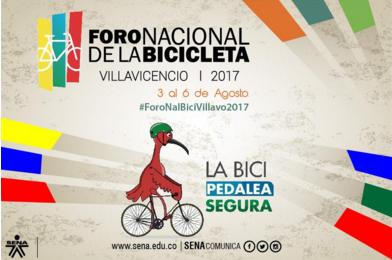 Región central presente en el foro nacional de la bicicleta