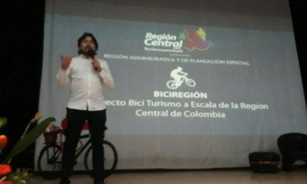"""Proyecto """"Biciregión"""" en el podio del Foro Nacional de la Bicicleta"""