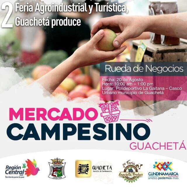 Desde Guachetá seguimos construyendo región.