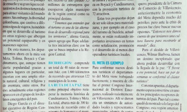 Revista Semana Agosto