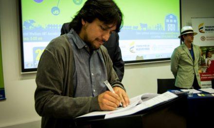 """Proyecto """"Compras Institucionales"""" beneficia a los agricultores de la Región Central"""