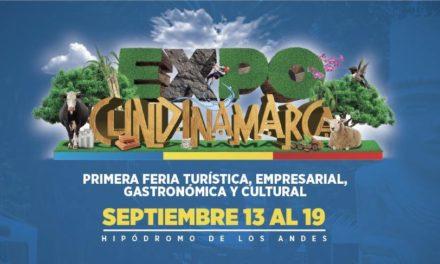 Todo listo para Expocundinamarca