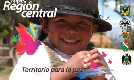Así serán los territorios de la Región Central 2020