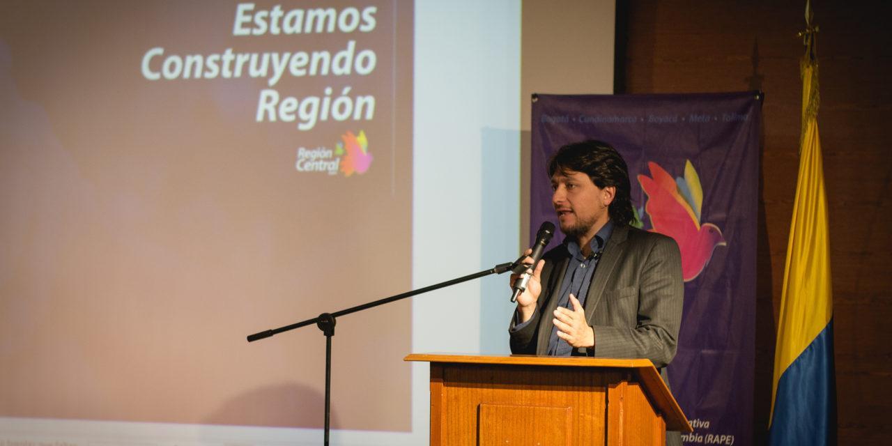 La RAP-E Región Central, una experiencia de fortalecimiento regional