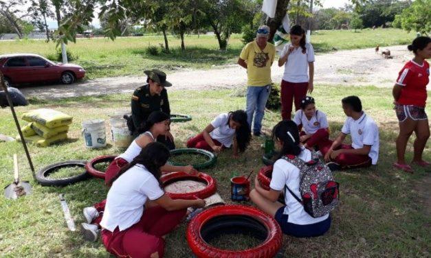 En Tolima están'Salvando el planeta'