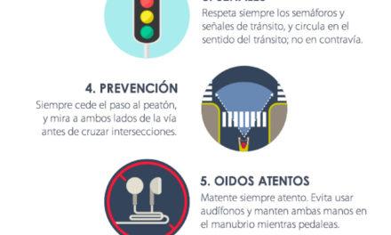 8 recomendaciones para biciusuarios