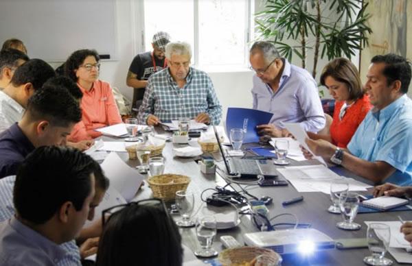 Junto a la academia, Gobernación estructura proyectos para el desarrollo productivo y social del Departamento