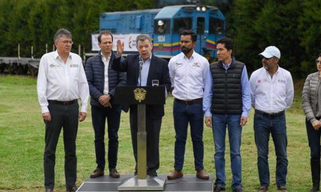 Gobierno da luz verde a tren ligero que conectará Bogotá y municipios de la Sabana