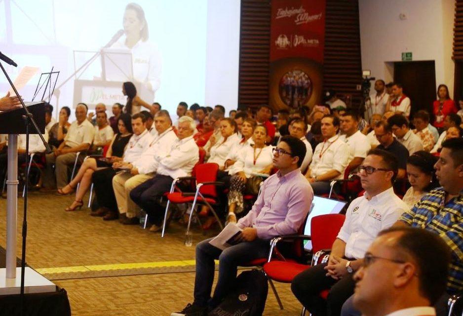 Desde Planeación se fortalecen temas de cooperación, políticas públicas, competitividad y apoyo a municipios.