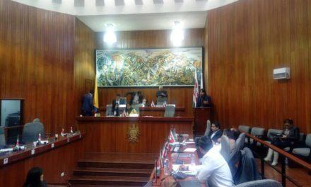 La RAP-E presentó sus proyectos estratégicos a la asamblea de Boyacá.