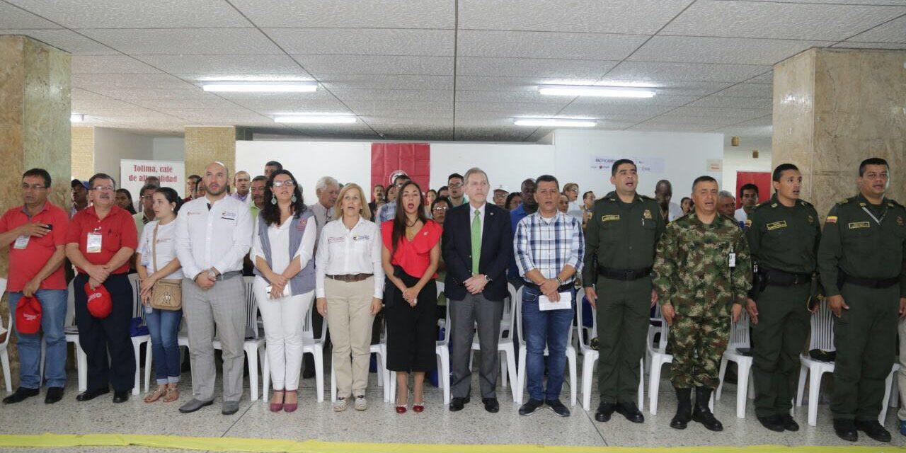 RAPE socializó proyecto de Compras Institucionales en Evento Nacional de Comercio Justo