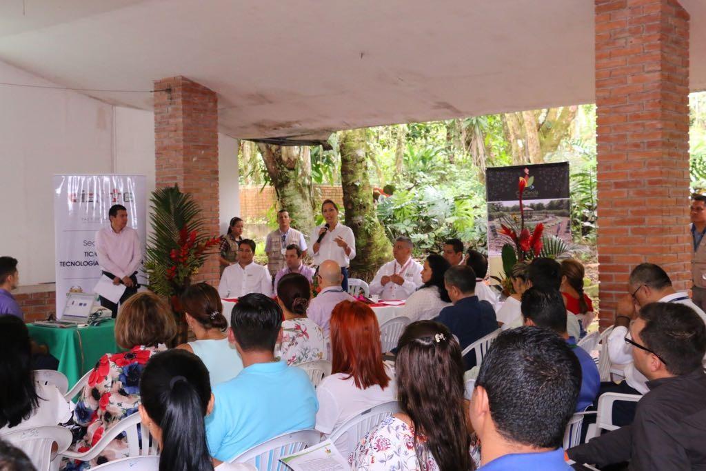 Gobierno departamental socializó el fortalecimiento del Centro de Ciencia Jardín Botánico del Meta