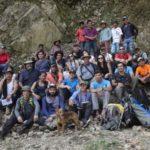 """La RAPE exalta participación de caminantes en la expedición """"Ruta de integración para la paz"""""""