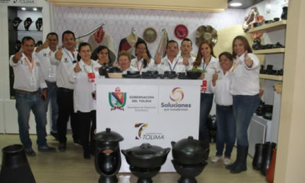 El Tolima toma parte del evento más importante de la artesanía colombiana.