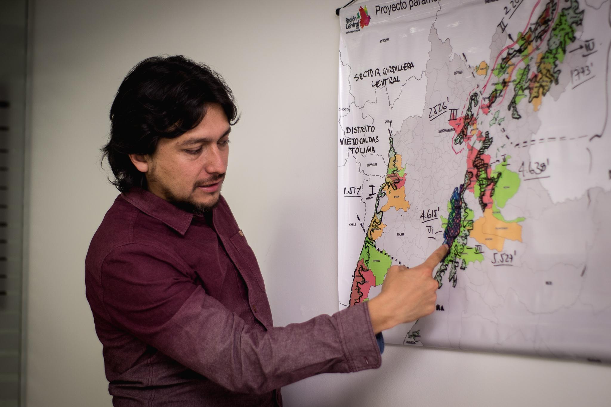 """""""No a la Ley de Fortalecimiento de Regiones"""": Director de la RAPE, Diego García Bejarano"""