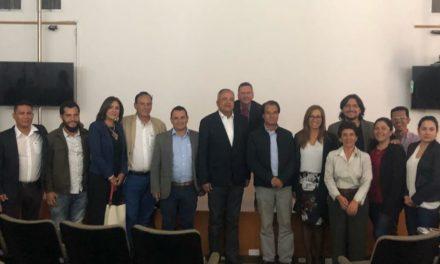 RAPE apoya decididamente Proyecto de Geoparque del Volcán Nevado del Ruiz