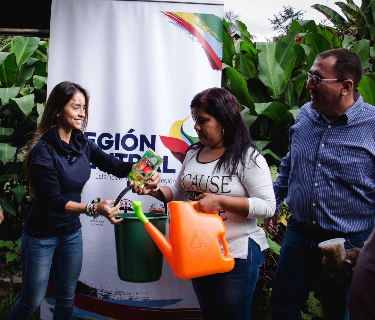 RAPE contribuye a mejorar los niveles de seguridad alimentaria en Guachetá (Cundinamarca)