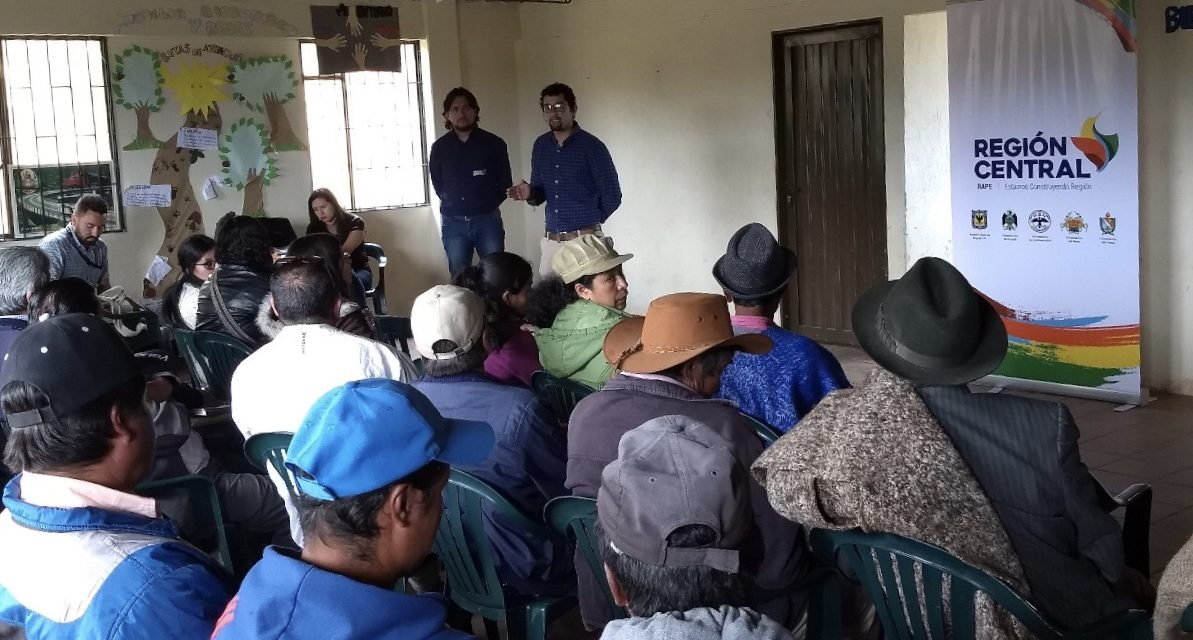 Culminó exitosa gira del 'Proyecto Páramos' de Boyacá