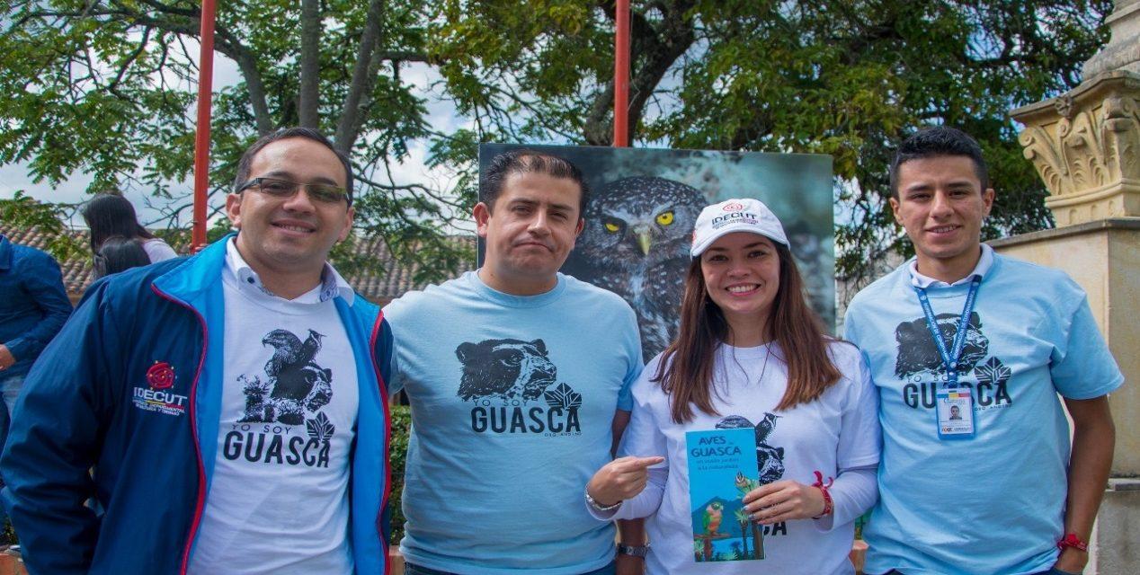 Guasca lanza una guía turística donde las aves son las protagonistas.