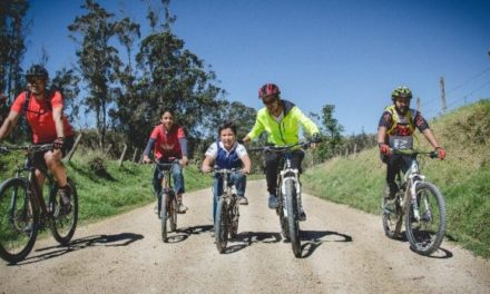 Rape impulsará turismo en bicicleta en el centro del país.