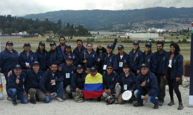 Rape culminó taller de entrenamiento para 120 Guarda Páramos Voluntarios