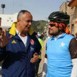 """""""El proyecto 'BiciRegión' en el Tolima, liderado por la RAPE, nos guía a promocionar los territorios"""": Óscar Barreto Quiroga, Gobernador de Tolima"""