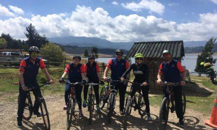 Biciregión fortalece el turismo en bicicleta