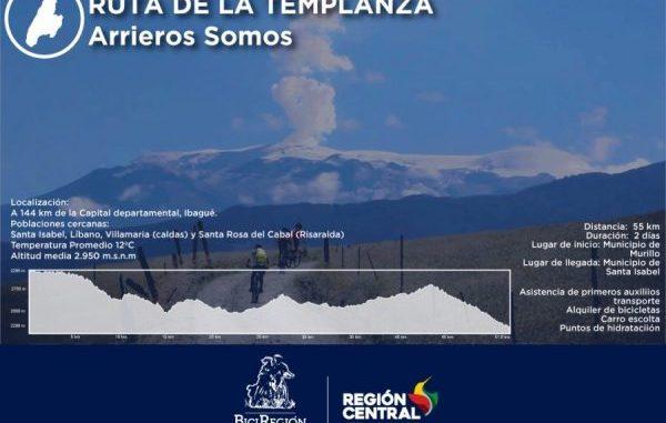 """Murillo lanzara la """"Ruta de la Templanza"""""""