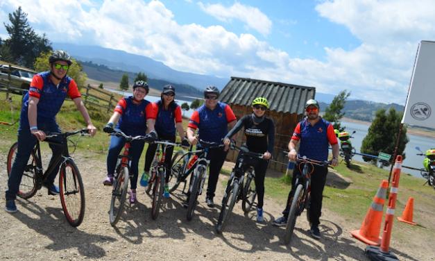 BICIREGIÓN fortalece turismo por Cundinamarca adrenalina: Informativo Regional