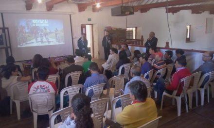 Villa de Leyva dinamiza el turismo en bicicleta a través del Proyecto 'BiciRegión'