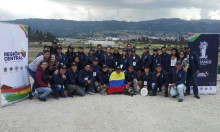 """GUARDA PARAMOS VOLUNTARIOS"" recibe apoyo internacional"