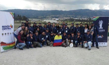 Guardapáramos boyacenses con destino ecuatoriano.