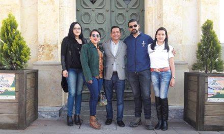 Guarda páramos de Boyacá emprendieron su viaje a Ecuador