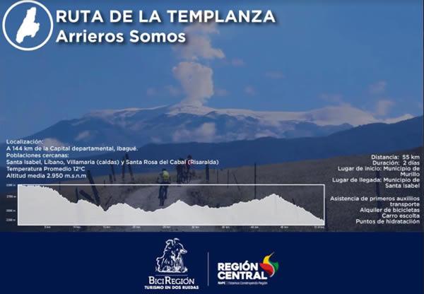 """La Gobernación del Tolima le apuesta al """"Bici turismo"""" en el departamento."""
