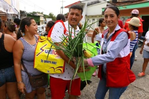 Con éxito la secretaría social finalizó la tercera y cuarta jornada del programa cambio verde