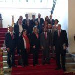 La Región Central logra acuerdo de cooperación internacional en turismo con la República de Paraguay.