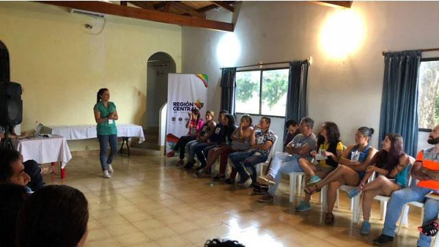 Se realiza el primer encuentro regional de Guardapáramos del país