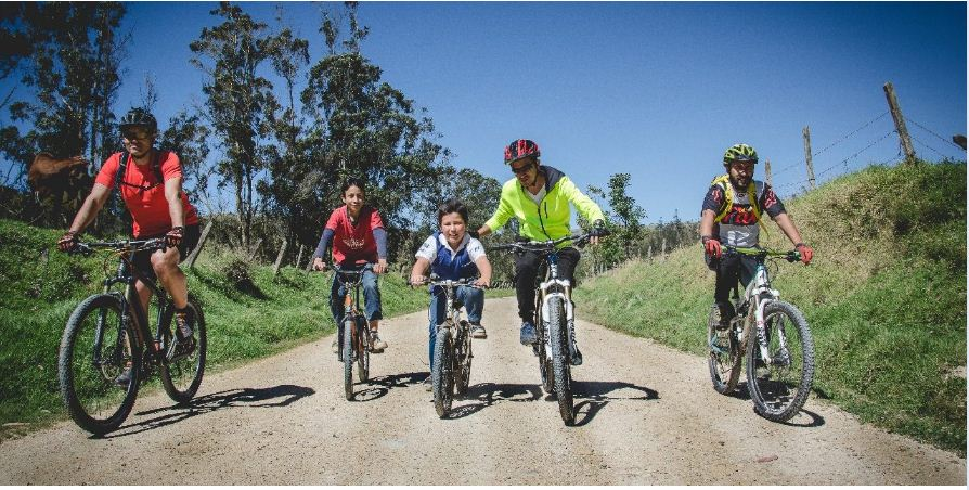 Rape impulsará turismo en bicicleta en el centro del país