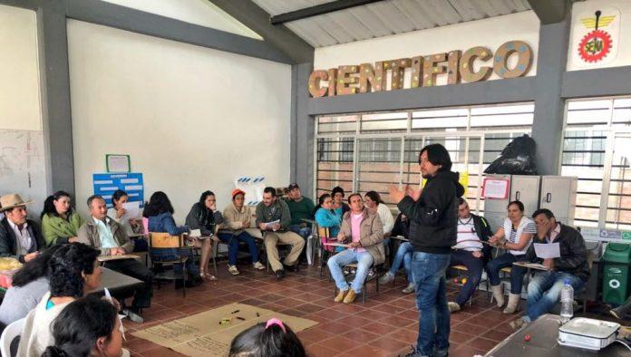 Iniciaron talleres de formación ambiental en el Meta entre el Gobierno departamental y Región Central RAPE