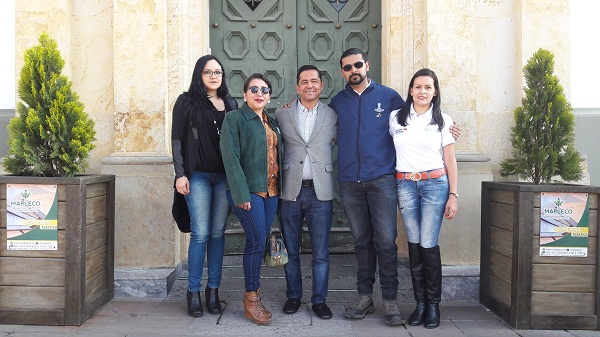 Guardapáramos de Boyacá emprendieron su viaje a Ecuador