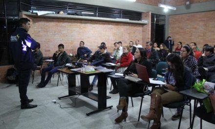 Talleres de Restauración del Proyecto Páramos en Paipa
